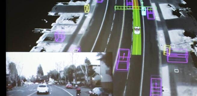自动驾驶传感数据融合大热 以色列初创公司种子轮融资800万美元