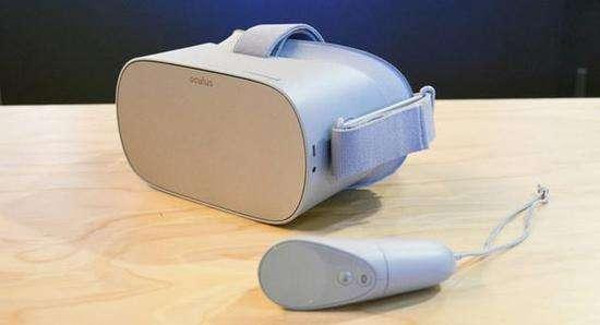 VR一体机Oculus Go推出《侏罗纪世界:蓝色》5K重制版