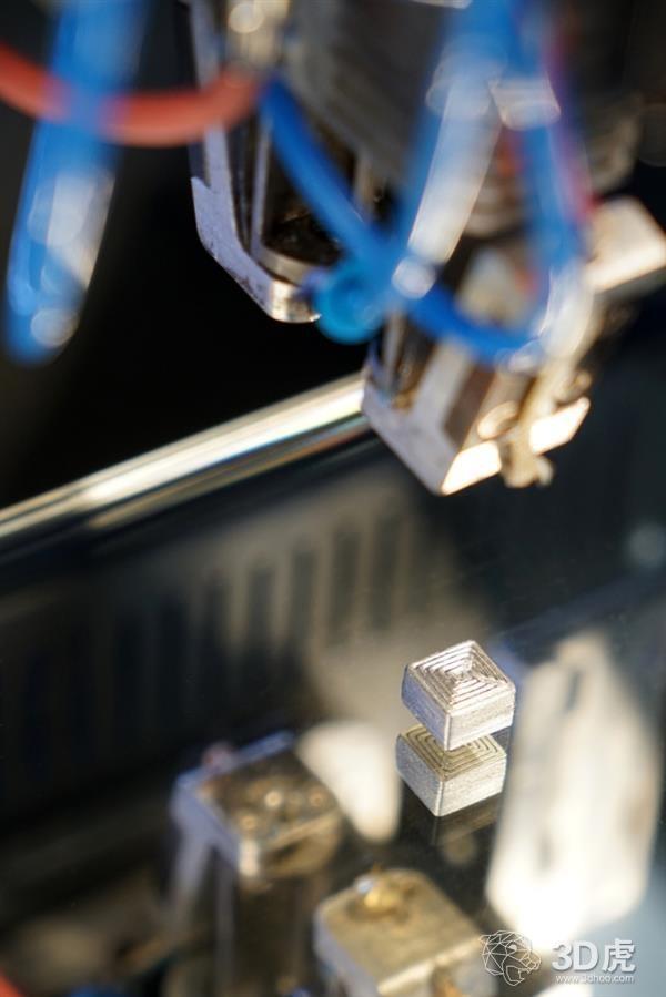 研究人员使用FFF 3D打印制作出更硬的金属3D打印件