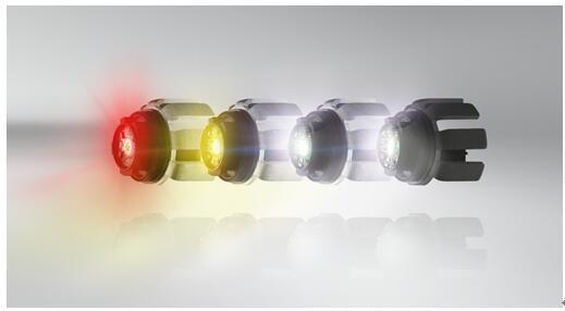 欧司朗和小糸公司宣布将发布一系列标准化LED信号灯