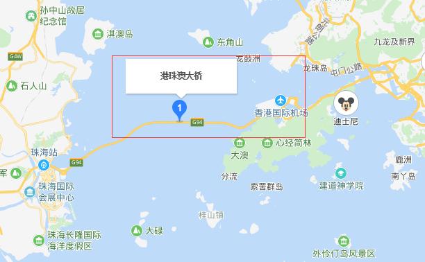 (地图上的珠港澳大桥)-详解港珠澳大桥背后的传感器黑科技