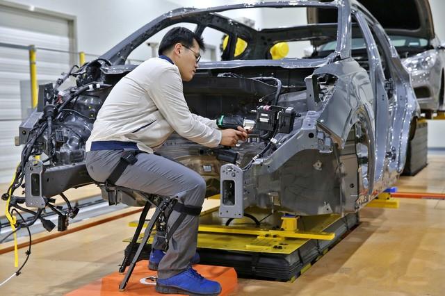 工业用穿戴机器人要来了?