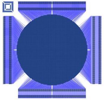 Boston Micromachines成功交付超高驱动器数MEMS可变形反射镜