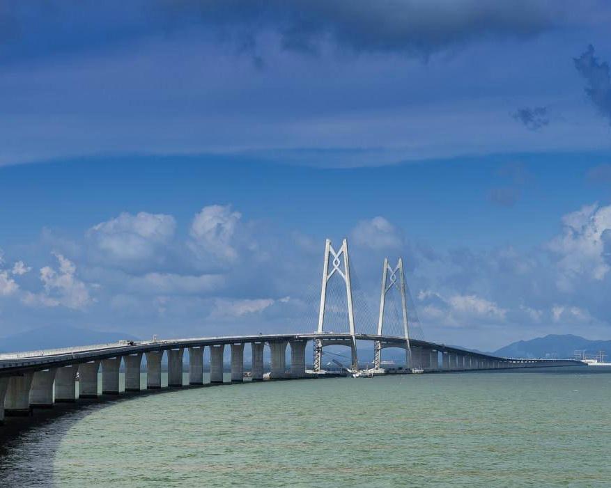 """""""国之匠心""""!10月23日,港珠澳大桥开通仪式在广东珠海举行"""