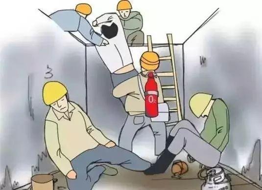 H2S气体对人体的危害及安全事故简介