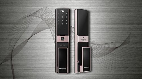 可使用遥控器无线控制开关锁和指纹识别区放置于门把手上等设计,加速