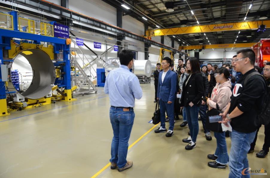 走进天津磁共振生产基地 看GE如何强基高端制造