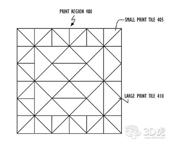 苹果公司新发明的三角镶嵌3D打印方法获得专利