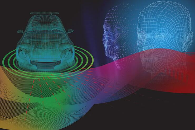 """机器""""看""""世界,需要完整的3D传感解决方案"""