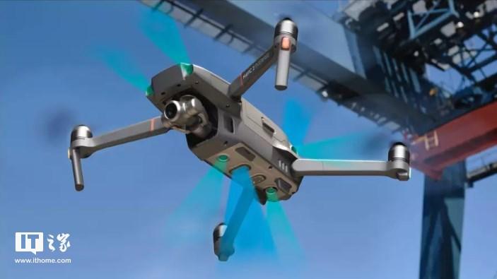 """大疆""""御""""Mavic 2 行业版无人机发布:全向感知 搭载高级辅助飞行系统"""
