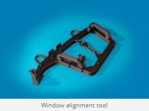 福特三款3D打印工装获奖 实现轻量化及降成本目的