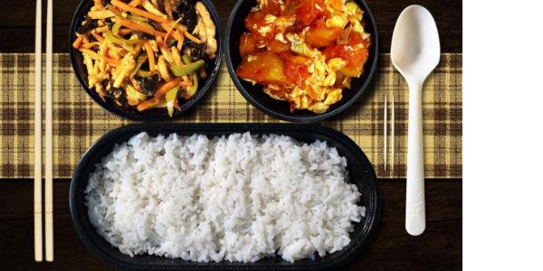 日本研发便当分装机器人 能以三维模式识别食物的形状