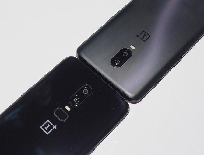 全球最快光感指纹模块 一加6T正式发布