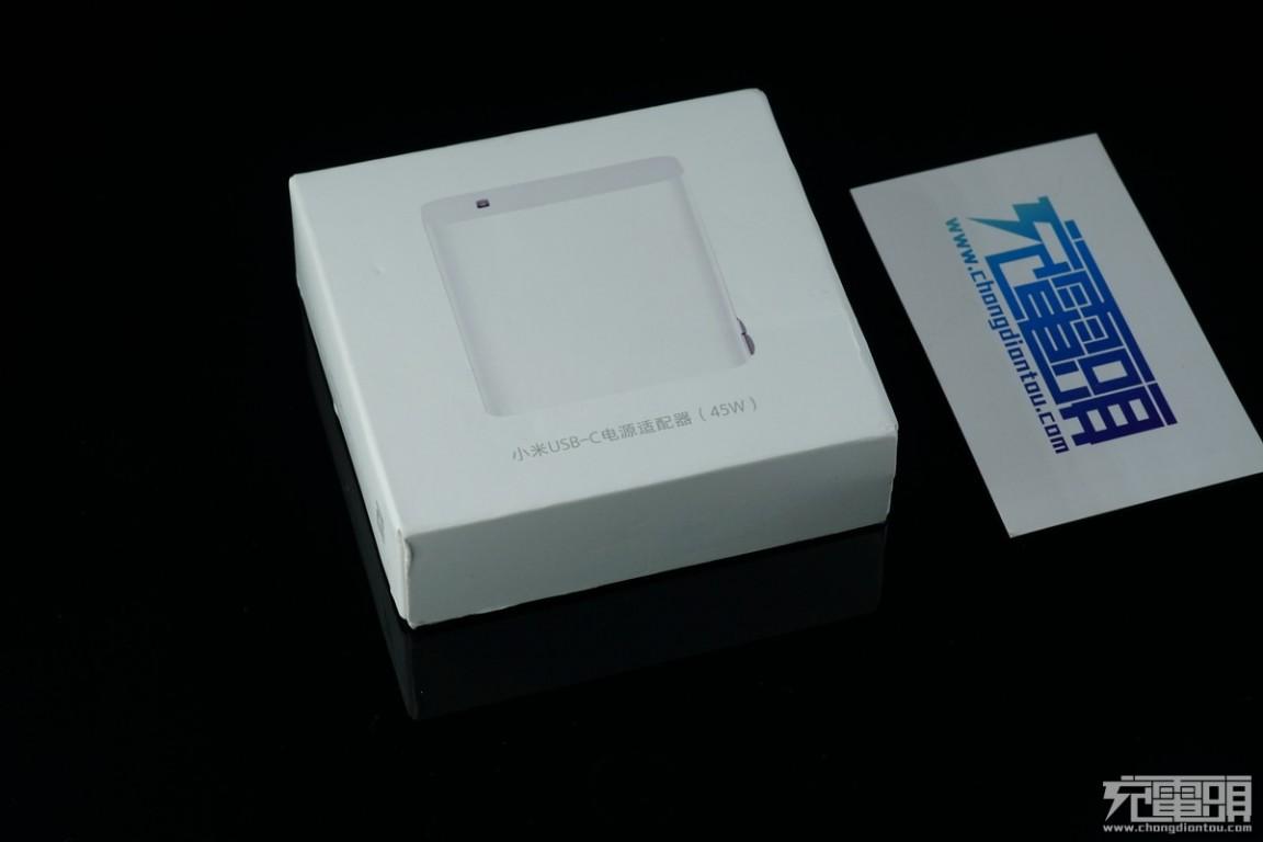 小米USB PD快充充电器/充电头/适配器解析汇总