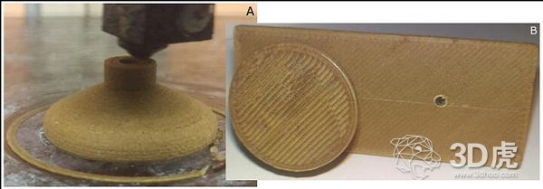 密歇根技术研究人员将废弃木制家具回收为复合3D打印材料