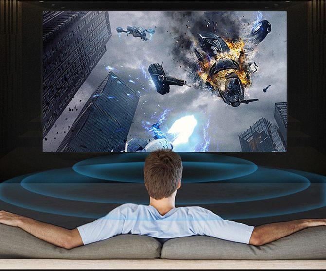 影音AI娱乐新体验 精品曲面电视推荐