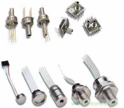 压力传感器应用实例:汽车、手机、模具