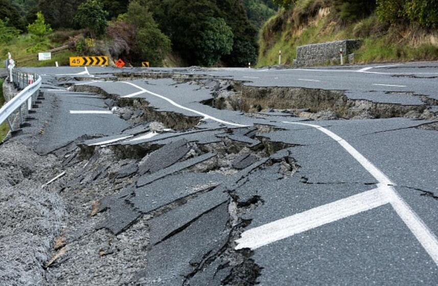 监测新西兰最大断层线 科学家部署地震传感器