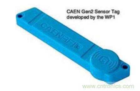 RFID传感器标签在血液质控管理中的应用