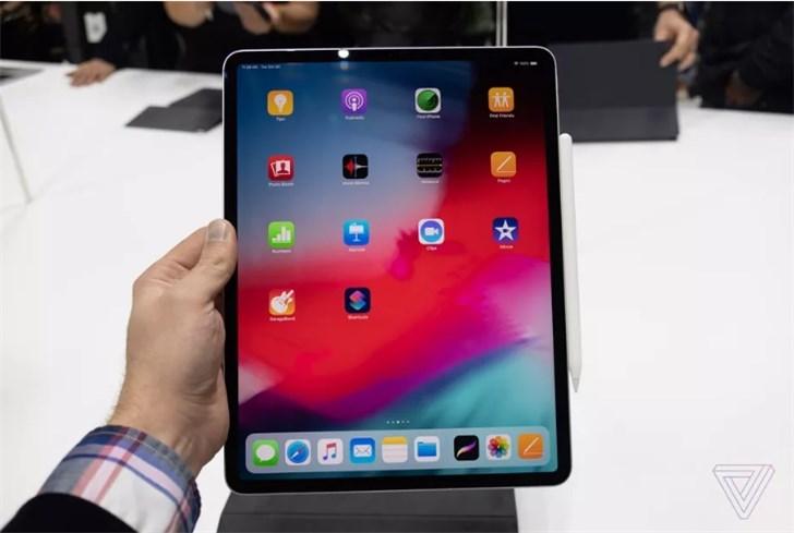 苹果新iPad Pro改用USB-C接口:标配18W USB PD充电器