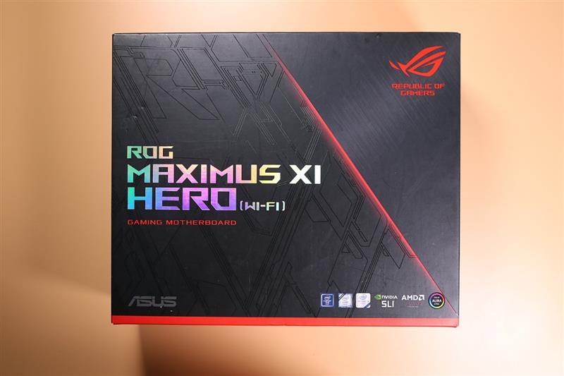 搭配华硕Maximus XI Hero主板!i9-9900K详尽评测