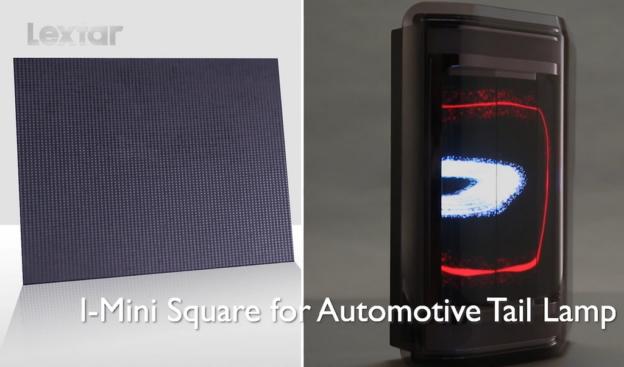 Mini LED应用再创新 隆达发布最新车灯应用模块