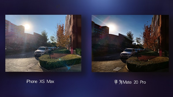 华为Mate 20 Pro拍照超苹果?这几点能证明!