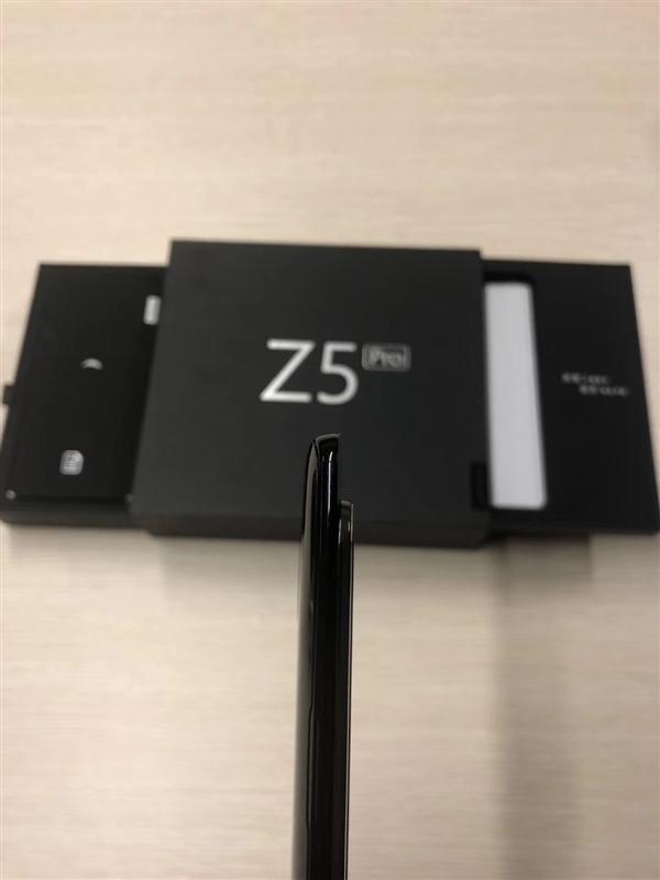 对标小米MIX3!联想新旗舰Z5 Pro今天发布:屏占比超95%