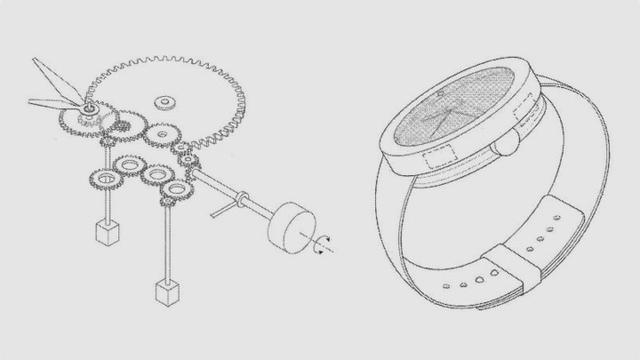 LG心塞!三星也要推智能机械混合手表:另类概念只为搞垮苹果