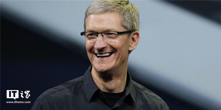苹果大中华区Q4营收增长16%,库克:满意在华业绩表现