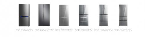 北欧极简主义,发现最美的冰箱