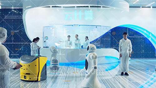 """在人工智能舞台上,机器人怎样演好""""男一号""""?"""