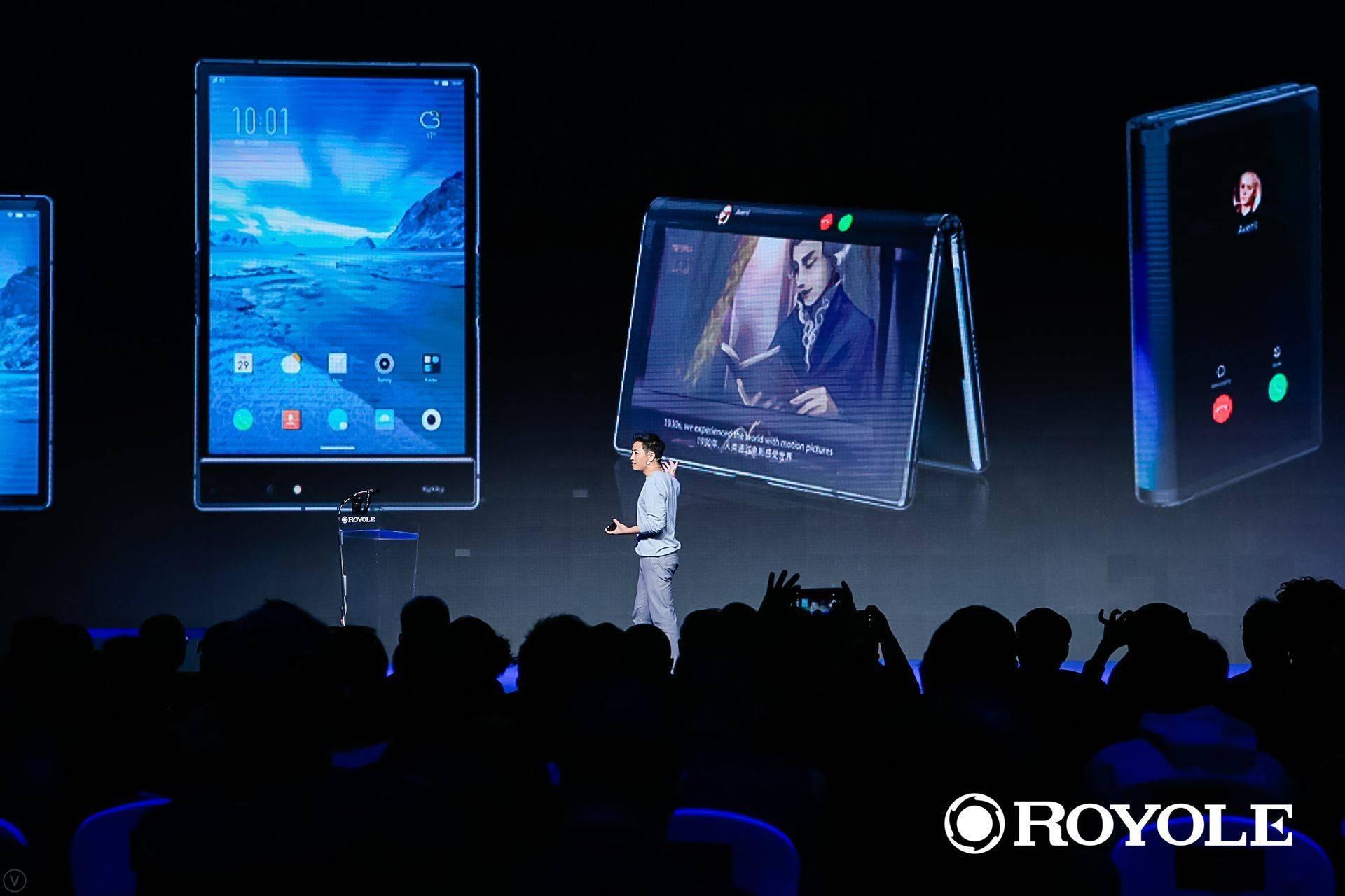 全球首款可折叠柔性屏手机背后 新需求与新矛盾出现了