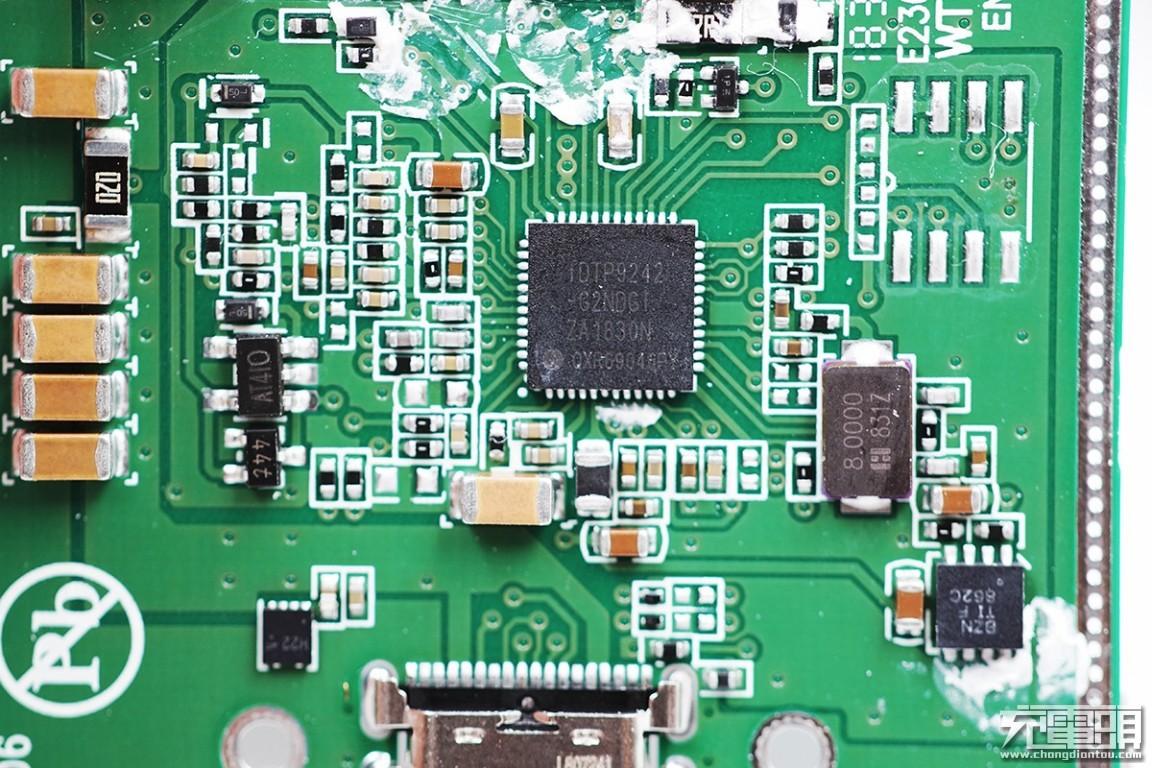 采用的是美国idt p9242高度集成15w无线充电发射端芯片,支持异物检测