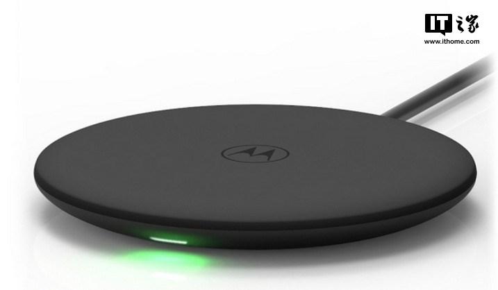 Moto新机或支持无线充电:充电器已曝光