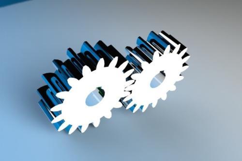 齿轮家族的奥秘:齿轮的分类、参数计算大全