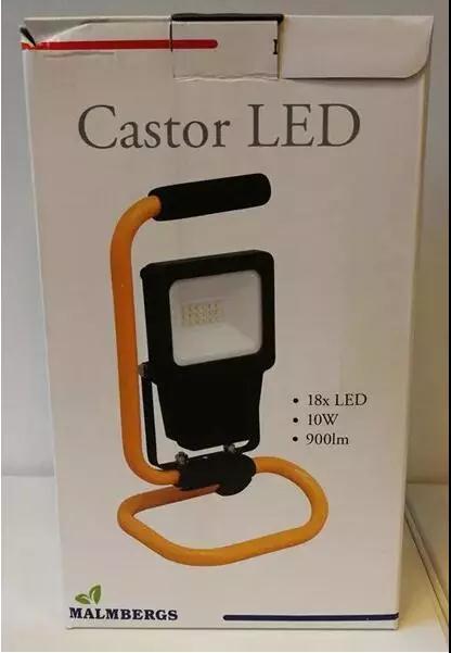 出口丹麦的一款LED灯因质量问题被召回