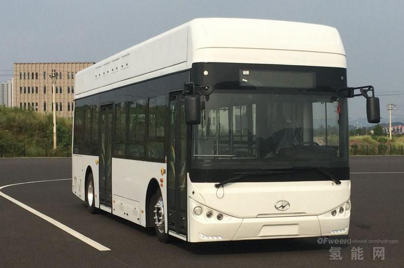 7款燃料电池车入选工信部第11批推荐目录
