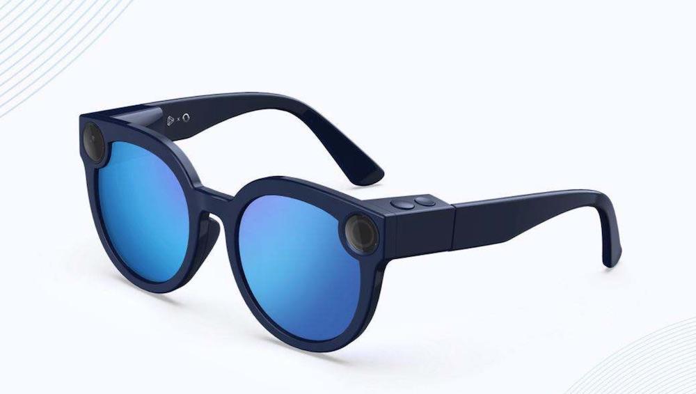 腾讯也跟随 Snap 的步伐带来了一款可以录视频的智能眼镜
