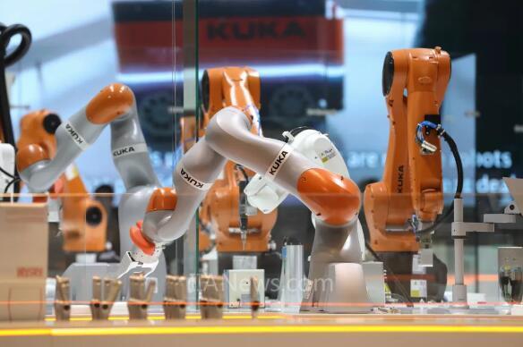 当机械工程遇见工业4.0