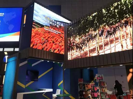 首届进博会开幕 将为LED显示屏行业带来哪些影响