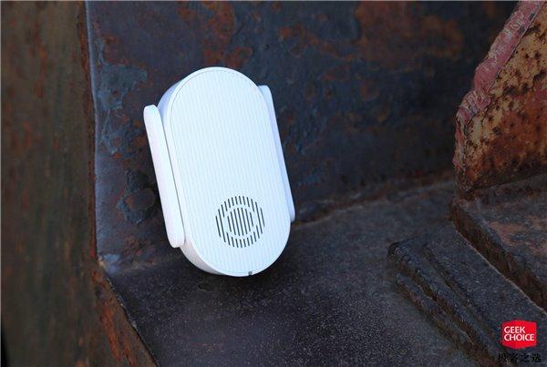 360智能门铃体验:门铃猫眼二合一