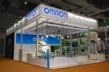 欧姆龙携FA机器人技术亮相首届中国国际进口博览会