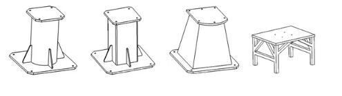 机器人支撑座结构性能知多少?
