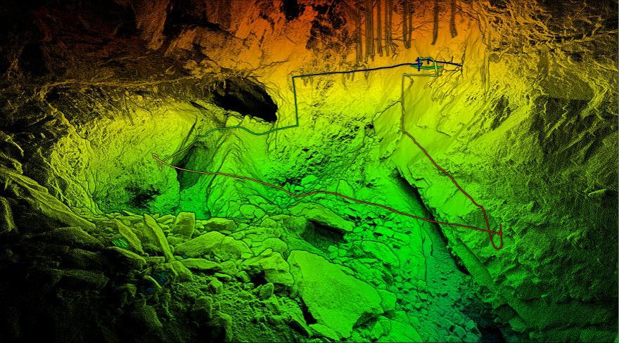 利用自动导航无人机测绘地下空间 Emesent获350万美元种子轮融资