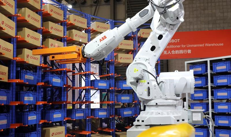 劳博携智能物流设备惊艳亮相CeMAT 直击行业痛点助力中国制造