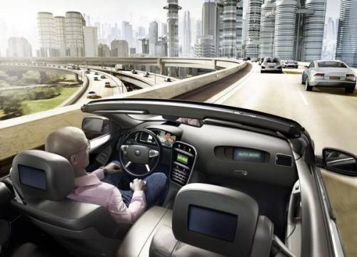 雷达、传感器、控制器等如何助力自动驾驶汽车高速发展?