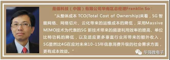 Massive MIMO或将提升5G建设成本 长期看则拥有成本效益