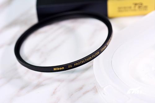 原厂的稳妥 尼康致光专业保护滤镜多图解析