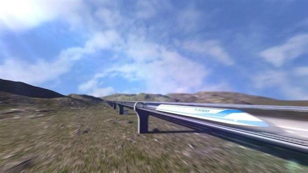吉利参与打造高速飞行列车 真空管道线路中应用磁悬浮技术